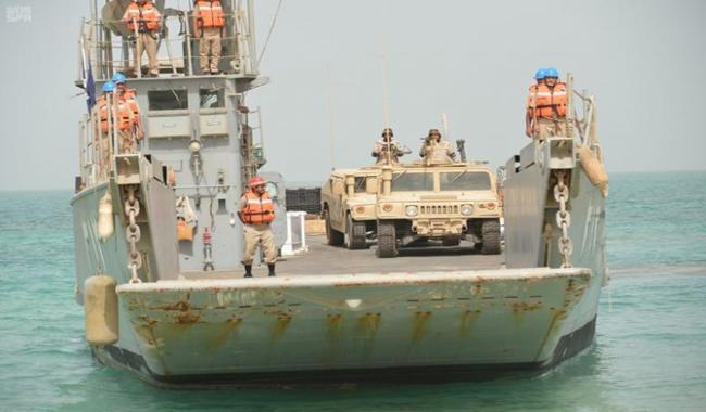 Iran tells Saudi navy vessels to avoid its waters