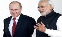 Modi, Putin set to sign energy deals ahead of BRICS