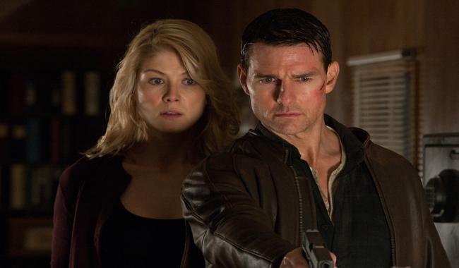 Tom Cruise promises 'unique brutality' in 'Jack Reacher' sequel