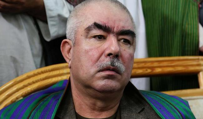 Abdul Rashid Dostum escapes unhurt after Taliban ambush convoy