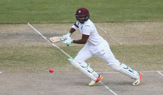 Bravo keeps West Indies afloat in first Test