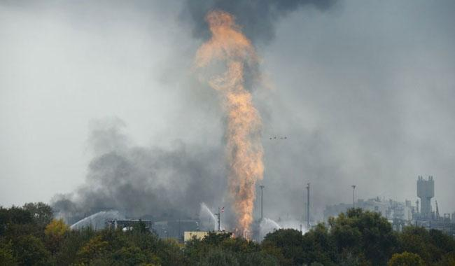 Several missing, injured in German chemical plant blast
