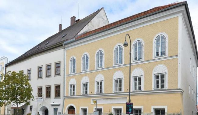 Hitler birth house to be torn down: Austrian minister