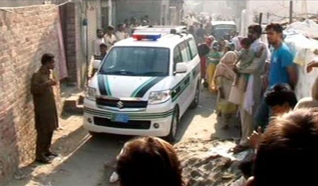 Family of four found dead in Lahore