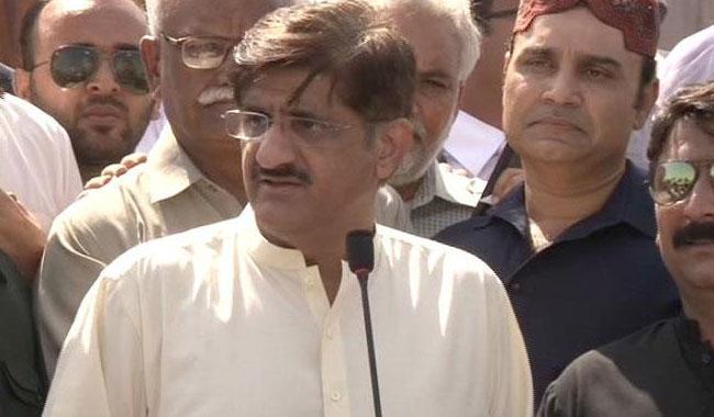 CM Murad denies inviting Ishrat ul Ibad to join PPP