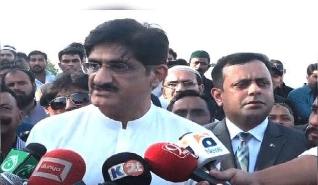 CM Sindh constitutes new team to investigate Karsaz incident