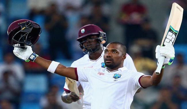 Ton-up Bravo proud of West Indies fightback