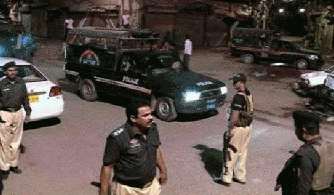 Karachi search operation: Police arrest 34 suspects