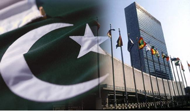 Pakistan urges steps to prevent non-state actors from acquiring chemical & biological weapons