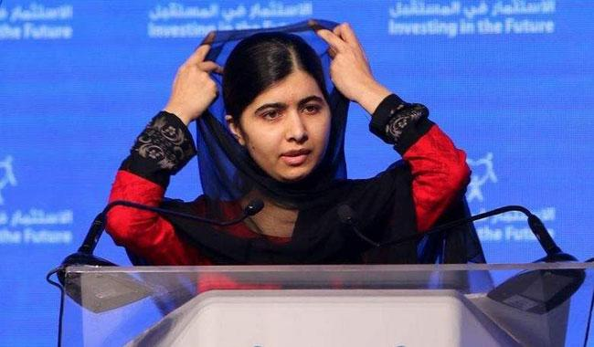 Malala urges Muslims to unite for peace