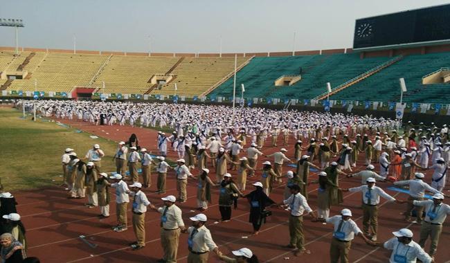 Telenor Pakistan, Beaconhouse School System break Guinness world records title to promote safer Internet