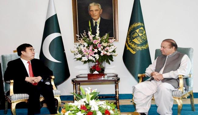 Pakistan, China have a shared future: PM Nawaz