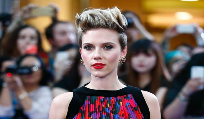 Star Scarlett Johansson to run Paris popcorn shop