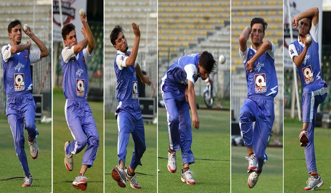 Pakistan´s ambidextrous bowler pushes boundaries