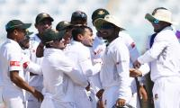 England wobble against Bangladesh spinners