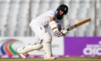 Moeen Ali survives five reviews as teen stuns England