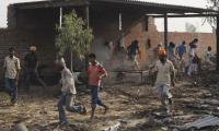 Blast at Indian fireworks factory kills eight