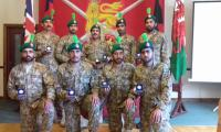Pak Army wins gold in international contest