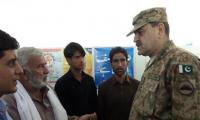 Corps Commander visits LoC