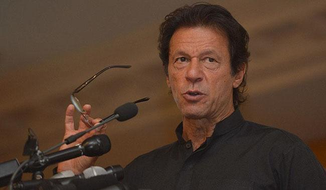 No talks before Islamabad lockdown, says Imran