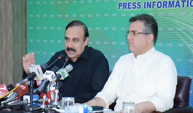 Imran asked Jihadi outfits to send armed activist to PTI dharna: PML-N leader