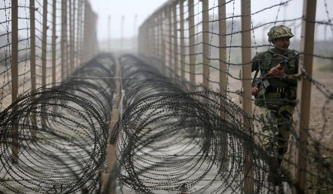 Indian troops yet again resort to unprovoked firing at LoC
