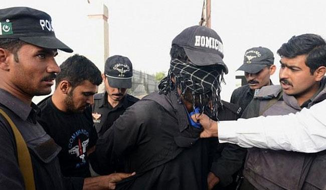 CTD arrests 4 alleged terrorists in Karachi