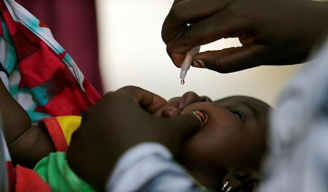 Polio vaccine makers failing to make enough doses: WHO experts