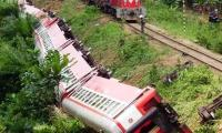 At least 53 people killed, nearly 300 injured in Cameroon train wreck