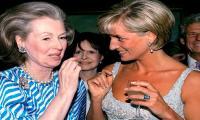 Raine Spencer, princess Diana´s stepmother, dies at 87