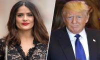 Salma Hayek claims Trump repeatedly called her asking for dates