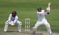 Pakistan hit 452 in second W.Indies Test