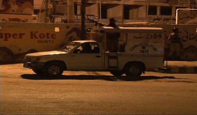 Rangers man killed in Karachi shootout