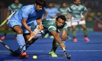Pakistan beaten by India 2-3 in ACT hockey