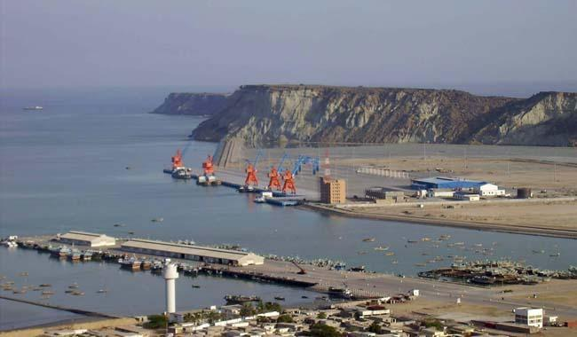 Two Pakistan coast guards killed in Pakistan's key CPEC port district