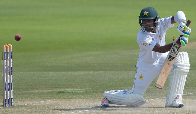Pakistan set mammoth target for West Indies