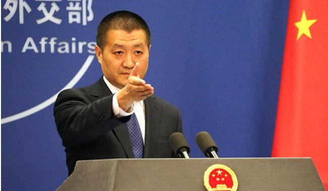China admonishes US for visit to disputed India-China border