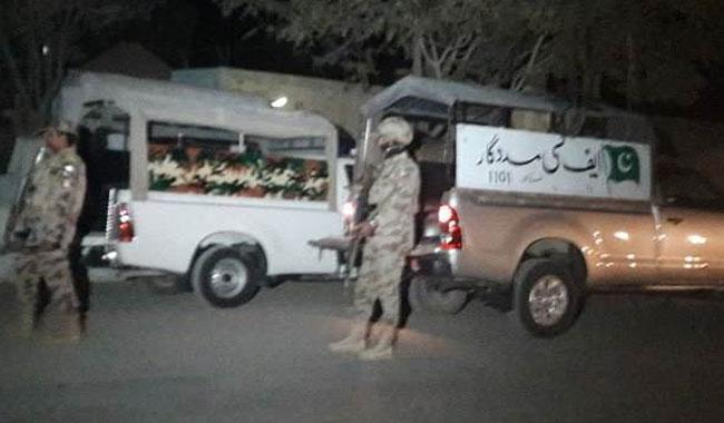 Quetta attack: Death toll rises to 29, more than 100 injured