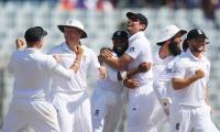 England win first Bangladesh Test by 22 runs