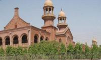 LHC forms full bench to hear Islamabad lockdown case