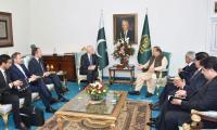 Kashmir core issue between Pakistan, India: PM tells UK