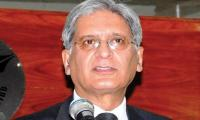 Aitzaz warns govt against employing torture in PTI sit-in