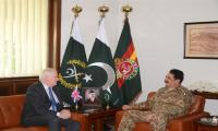 British security advisor meets General Raheel  Sharif