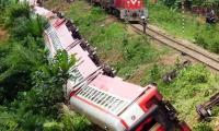 Death toll in Cameroon train crash hits 79
