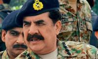Gen Raheel reaches Quetta after attack on police academy