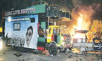 Timeline of deadliest attacks in Pakistan