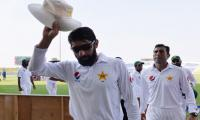 Misbah disappointed at West Indian downfall