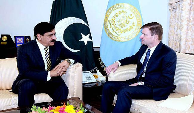 RAW, NDS backing terrors groups to hit soft targets in Pakistan, US envoy told