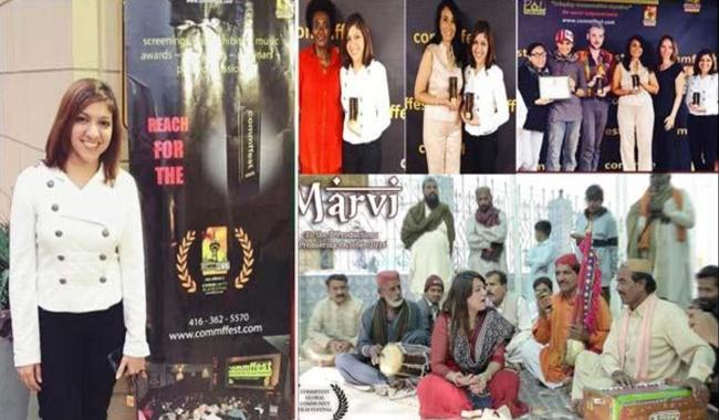 Pakistani American filmmaker Tanya Panjwani wins International film award