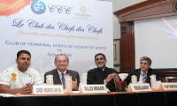 World leaders´ personal chefs meet in Delhi